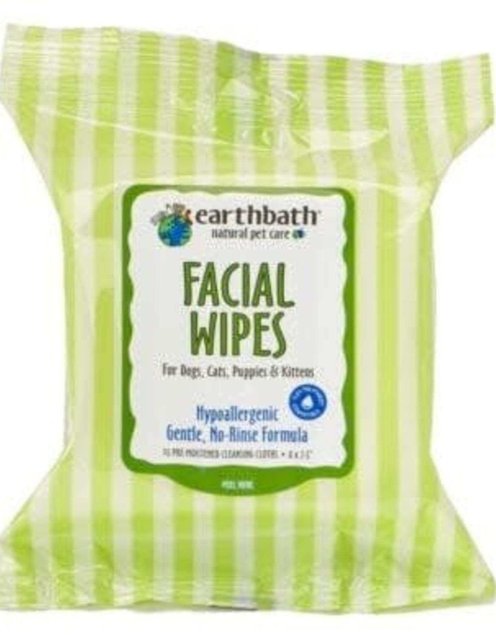 Earthbath Earthbath Facial Wipes