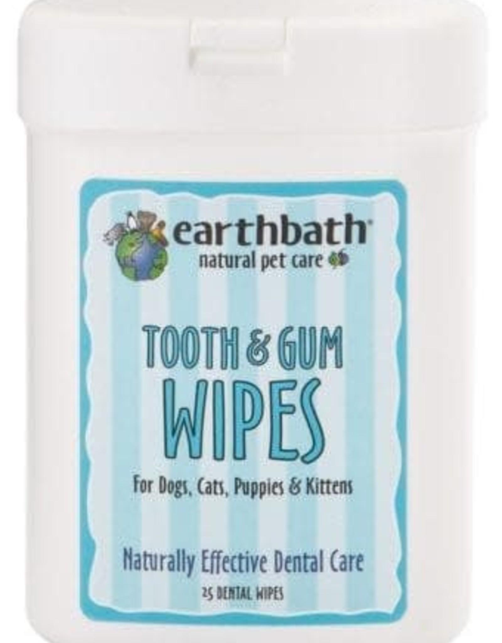 Earthbath Earthbath Tooth & Gum Wipes
