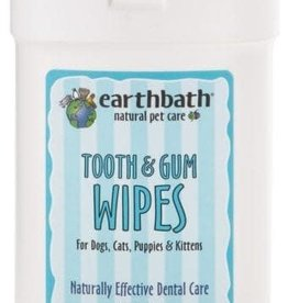 Earthbath Earthbath Tooth & Gum Wipes