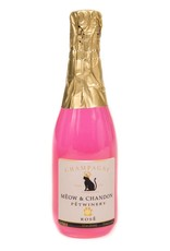 Pet Winery Mëow & Chandon Champagne - Rose