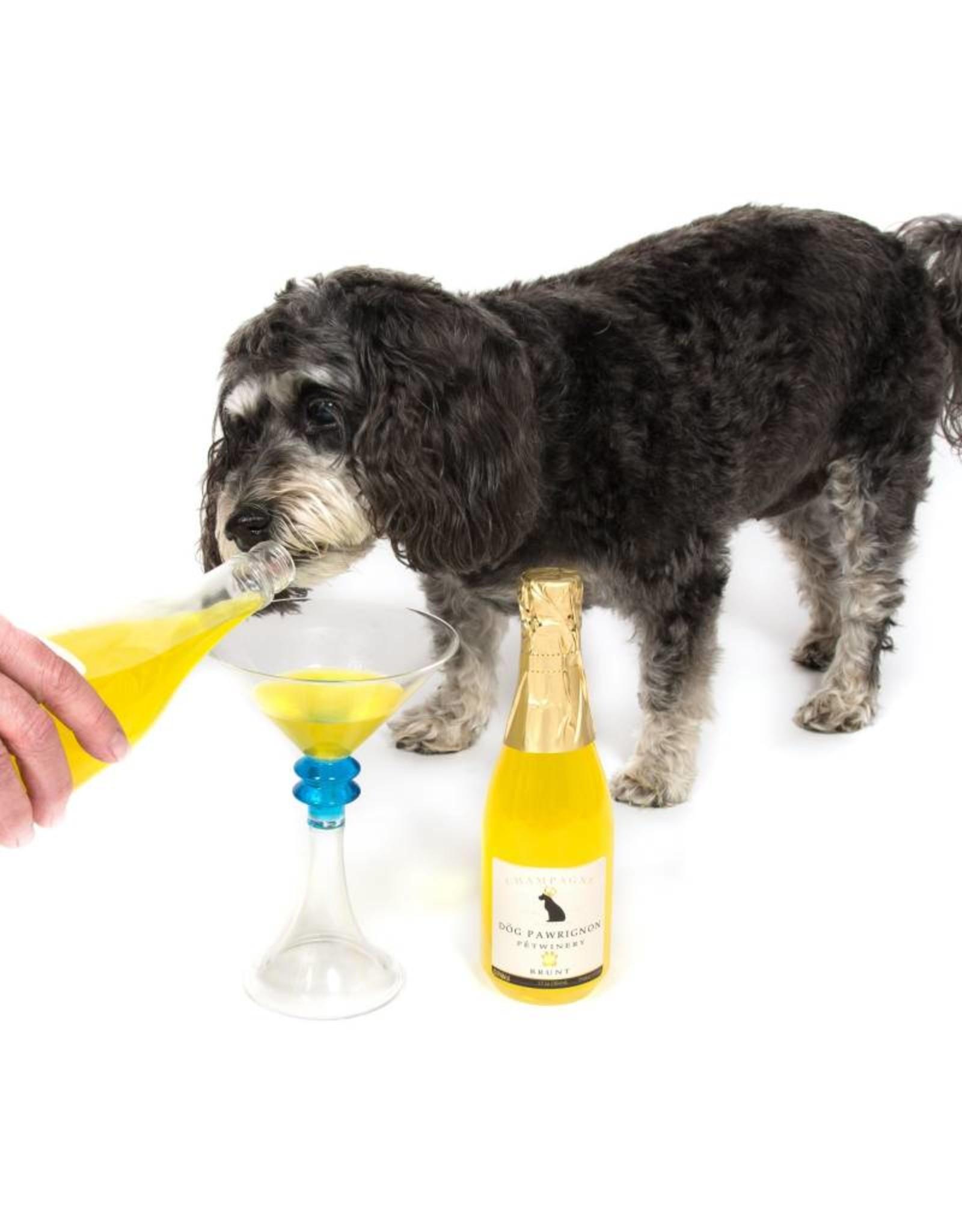 Pet Winery Dög Pawrignon Champagne - Brunt