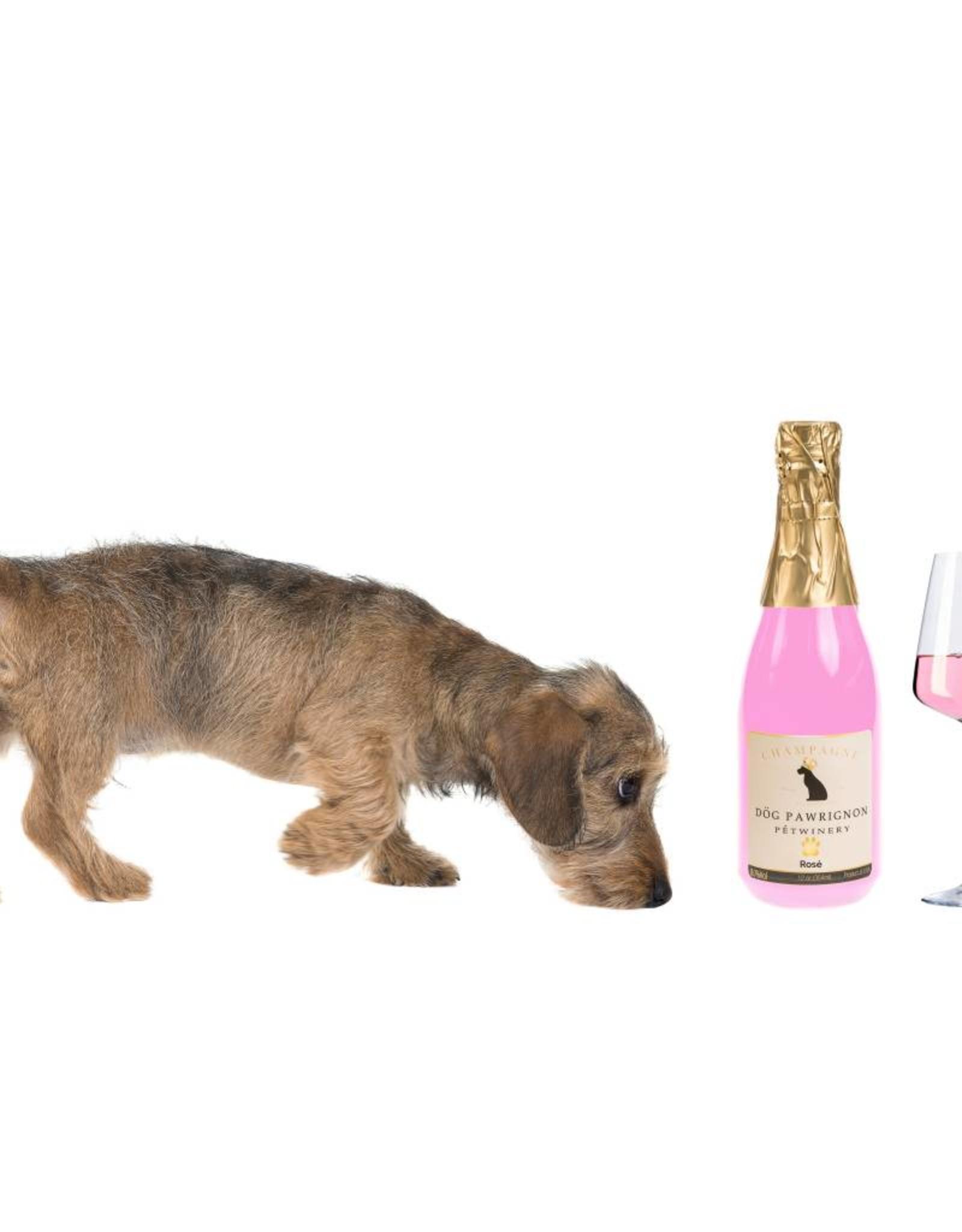 Pet Winery Dög Pawrignon Champagne - Rose