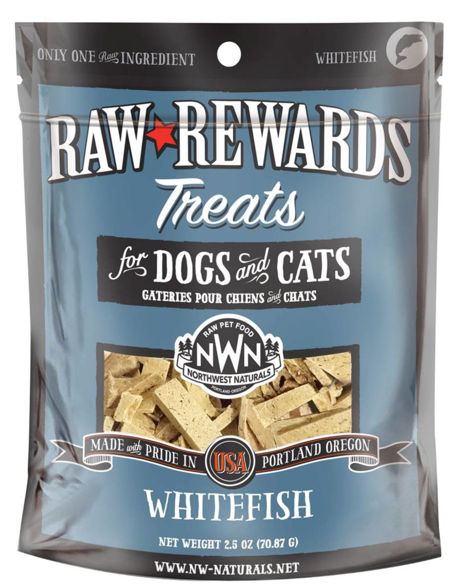 Northwest Naturals Northwest Naturals Whitefish Treat