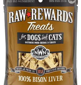 Northwest Naturals Northwest Naturals Bison Liver Treats 3oz