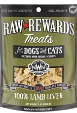 Northwest Naturals Northwest Naturals Lamb Liver Treats 3oz
