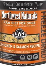 Northwest Naturals Northwest Naturals Freeze-Dried Chicken & Salmon 12oz