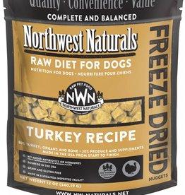 Northwest Naturals Northwest Naturals Freeze-Dried Turkey 12oz