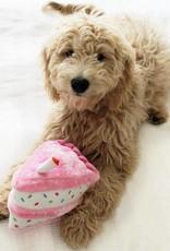 Zippy Paws Birthday Cake - Pink
