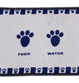 Food & Water Place Mat