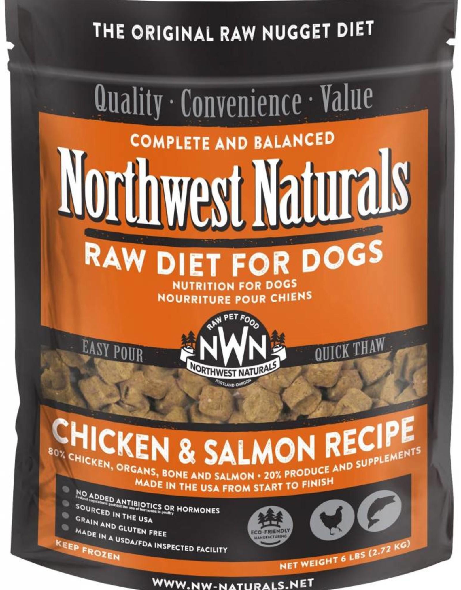 Northwest Naturals SALE - Northwest Naturals Frozen Chicken & Salmon