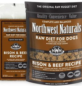 Northwest Naturals Northwest Naturals Frozen Bison & Beef