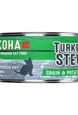 Koha Koha Turkey Stew For Cats 5.5oz