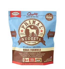 Primal Pet Food SALE - Primal Canine Raw Frozen Quail