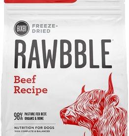 Bixbi Rawbble Freeze-Dried Beef