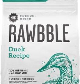 Bixbi Rawbble Freeze-Dried Duck