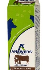 Answers Answers Fermented Cow Kefir