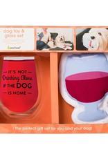Pearhead Pearhead Me & My Pet Drinking Wine Set
