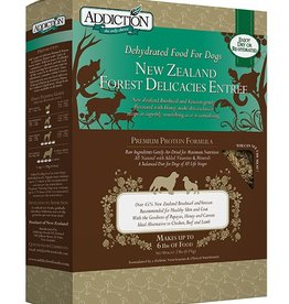 Addiction Addiction New Zealand Forest Delicacies 2lb