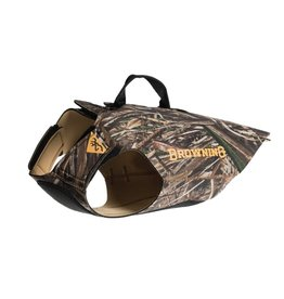 Browning Camo Neoprene Dog Vest