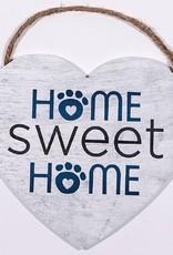 Dog Speak Dog Speak Rope Hanging Sign - Home Sweet Home