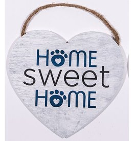 Dog Speak Dog Speak Rope Hanging Sign - Home Sweet Home