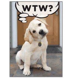 Dog Speak Dog Speak Card - Birthday - WTW?