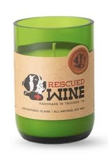 Rescued  Wine Candles Rescued Wine Candle Cabernet