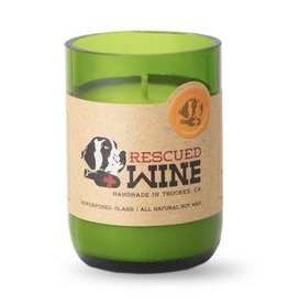 Rescued  Wine Candles Rescued Wine Candle Mimosa