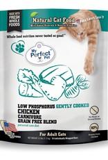 My Perfect Pet My Perfect Pet Cat Low Phosphorus Chicken Carnivore Blend