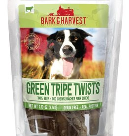 Bark & Harvest Bark & Harvest Green Tripe Twists 9ct