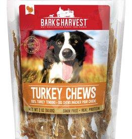 Bark & Harvest Bark & Harvest Turkey Chews 2oz