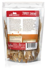 Bark & Harvest Bark & Harvest Turkey Chews 2oz