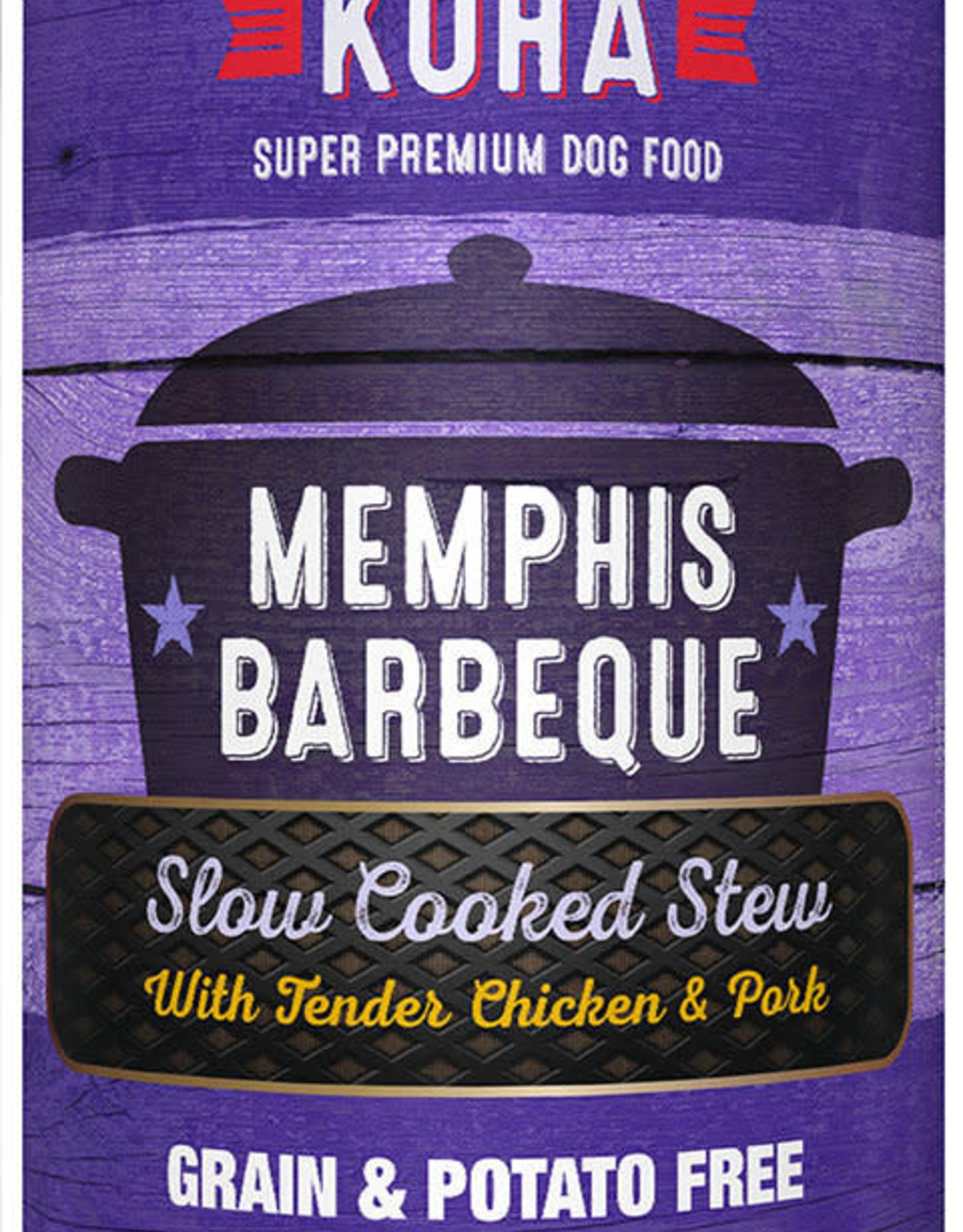 Koha Koha Memphis Barbeque Slow Cooked Stew for Dogs 12.7oz