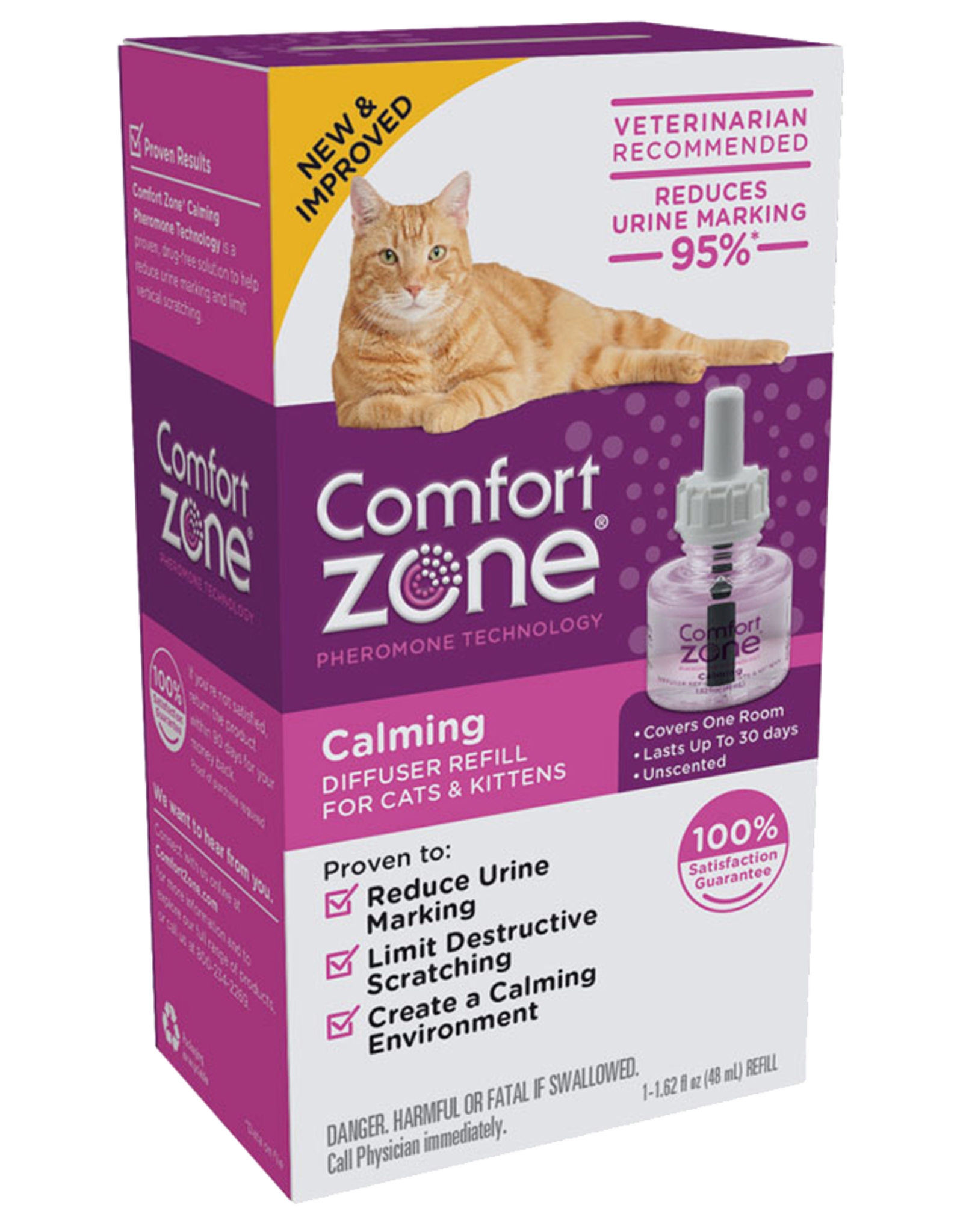 Comfort Zone Cat Refill