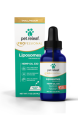 Pet Releaf Pet Releaf CBD Liposome Hemp Oil 330 (100mg Active CBD)