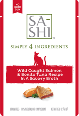 SA-SHI Bonita Salmon & Tuna