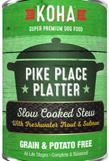 Koha Koha Pike Place Platter Slow Cooked Stew for Dogs 12.7oz