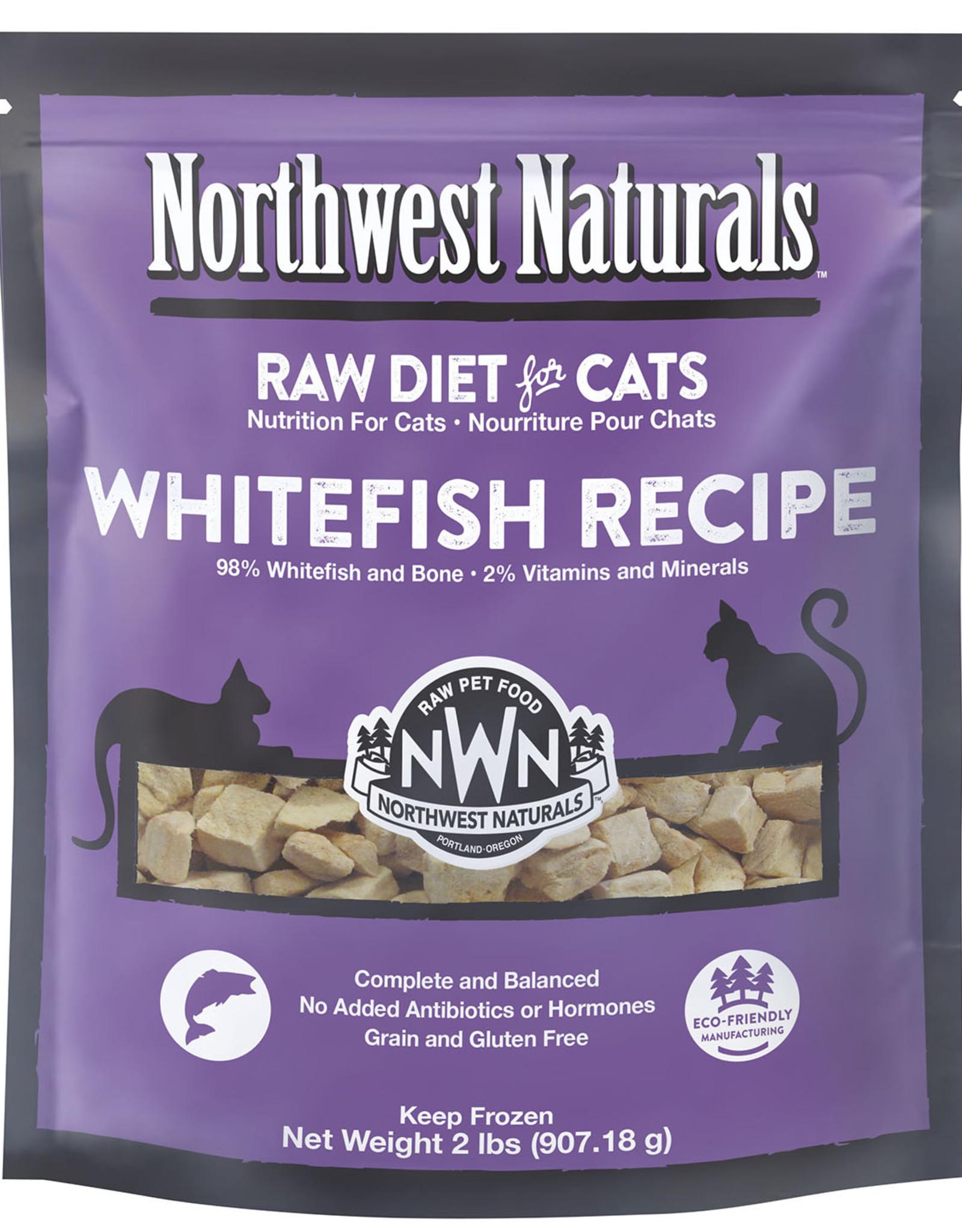 Northwest Naturals Northwest Naturals Cat Whitefish Nibbles 2lb