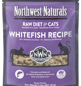 Northwest Naturals Northwest Naturals Cat Whitefish Nibbles 2lb
