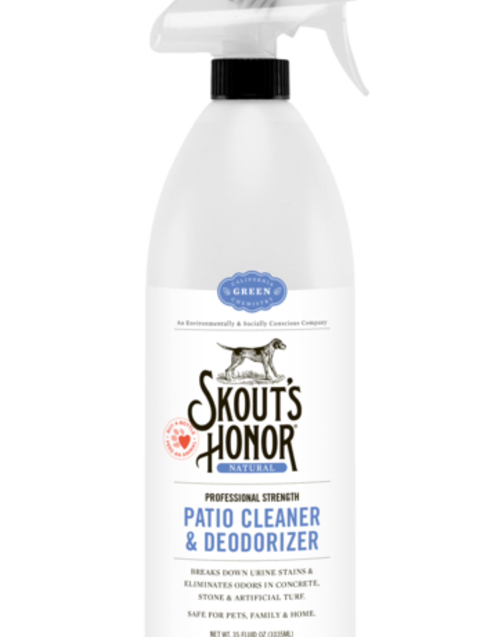 Skout's Honor Skout's Honor Patio Cleaner