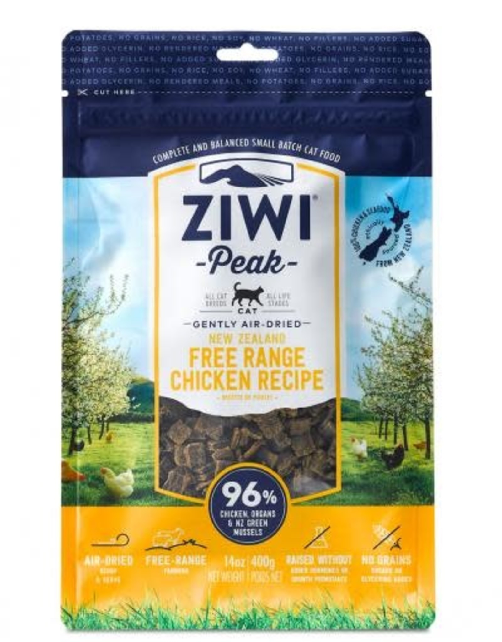 ZiwiPeak ZiwiPeak Air-Dried Chicken for Cats