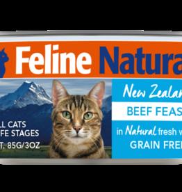 K9 Natural Feline Natural Beef Cans