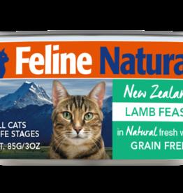 K9 Natural Feline Natural Lamb Cans