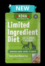Koha Koha Limited Ingredient Shredded Duck for Cats