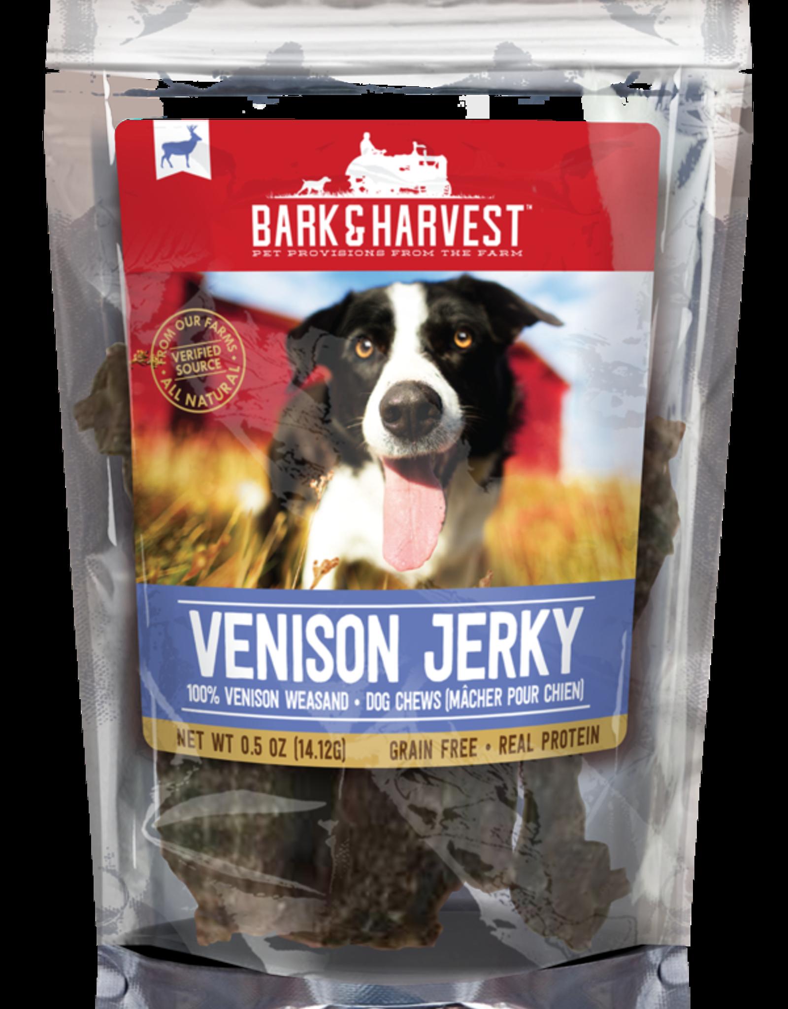 Bark & Harvest Bark & Harvest Venison Jerky
