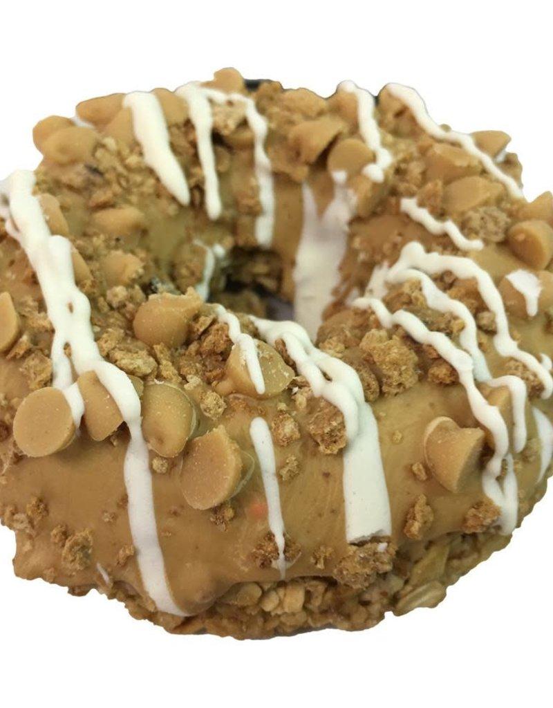 K9 Granola Factory K9 Granola Double Peanut Butter Crunch Donut