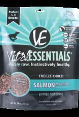 Vital Essentials Vital Essentials Dog Freeze-Dried Salmon Mini Nibs 14oz