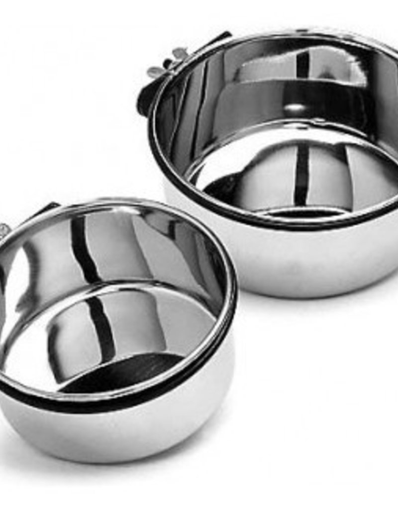 Stainless Steel Bolt Coop Cup 10oz
