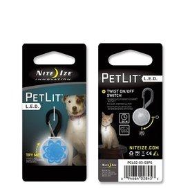 NiteIze NiteIze PetLit Blue Burst Light