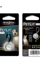 NiteIze NiteIze PetLit Crystal Jewel Light